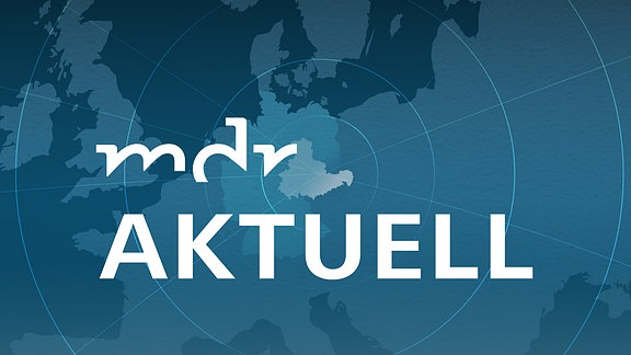 MDR aktuell - Logo