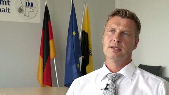 Andreas von Koß - LKA Sachsen-Anhalt