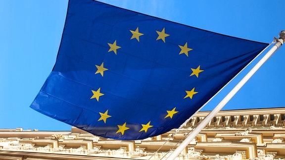 Flagge der Europäische Union