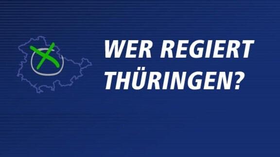 Landtagswahl 2014 - Thüringen