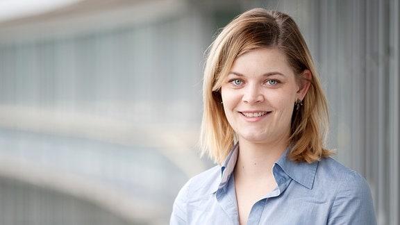 Vera Wolfskämpf, Hauptstadtkorrespondentin MDR AKTUELL