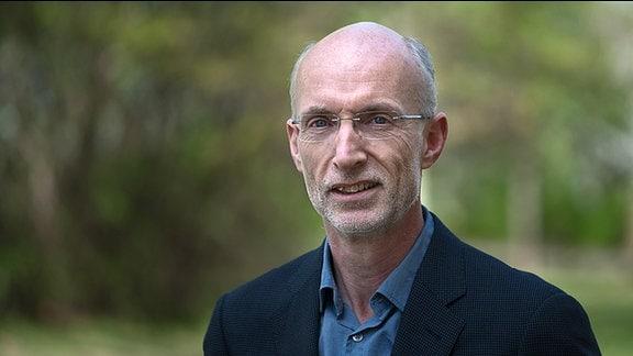 Stuart Parkin, Chef des halleschen Max-Planck-Instituts für Mikrostrukturphysik