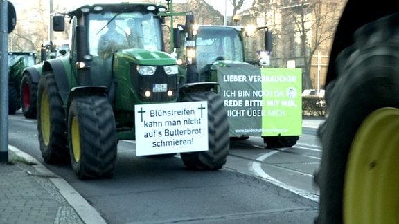 Landwirte exakt