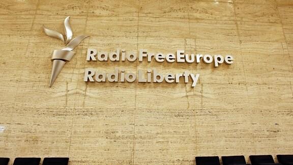Logo von Radio Free Europe