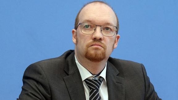 Marcus Grotian, Vorsitzender des Patenschaftsnetzwerks Afghanische Ortskräfte