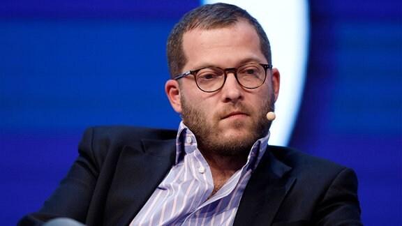 Ex-Bild-Chefredakteur Julian Reichelt
