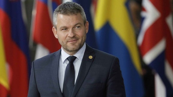Peter Pellegrini MInisterpräsident der Slowakei