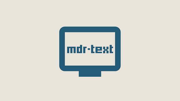 mdrAktuell Teaser SM Videotext