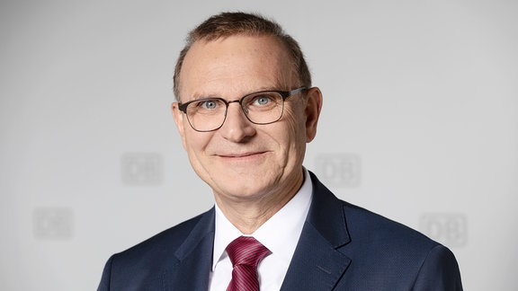Michael Odenwald Vorsitzender des Aufsichtsrats der Deutschen Bahn AG