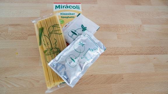Nudelfertiggericht Miracoli