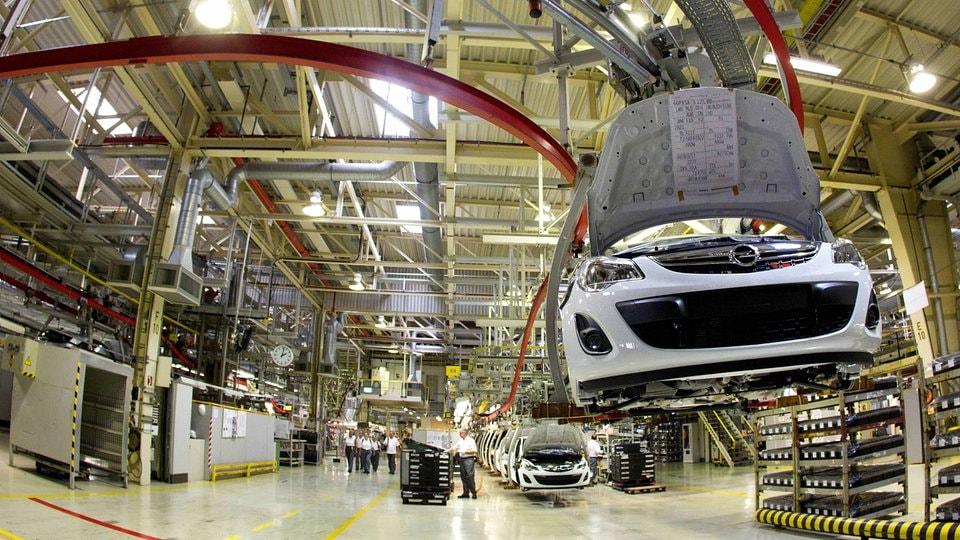 Personalabbau auch bei Opel in Eisenach