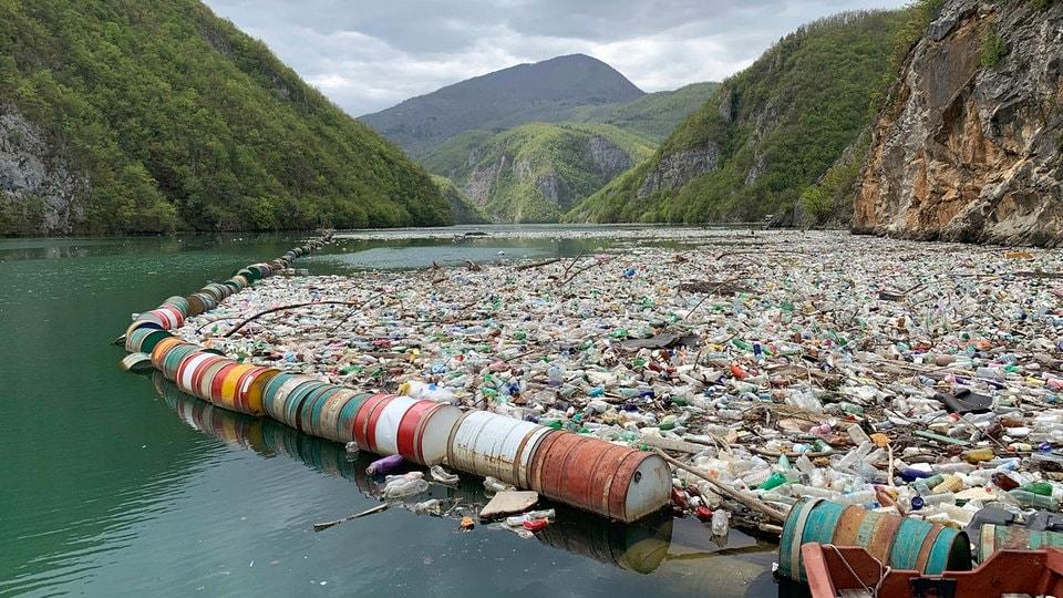 Bosnien: Umweltkatastrophe durch `Müllflüsse`