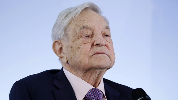 Milliardär George Soros