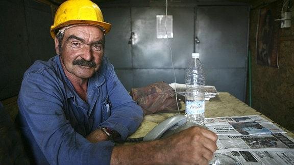 Kohlearbeiter