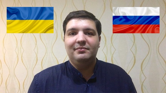 Denis Trubetskoy - Porträt Junger Mann