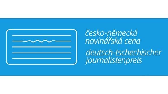 Logo deutsch-tschechischer Journalistenpreis