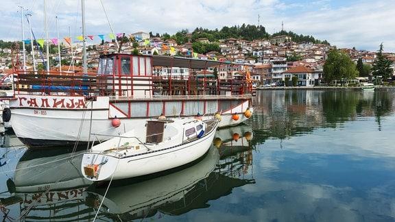 Ohrid-Stadt