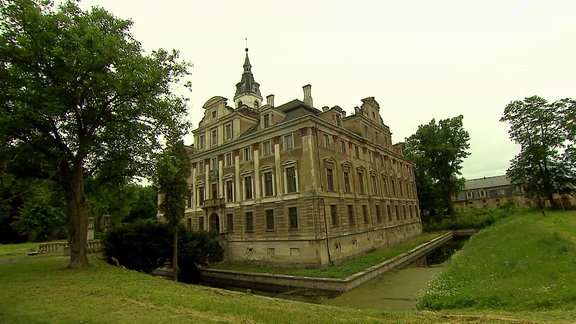 Schloss von Roztoka