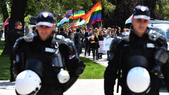 Belgrade Pride Parade, 2018