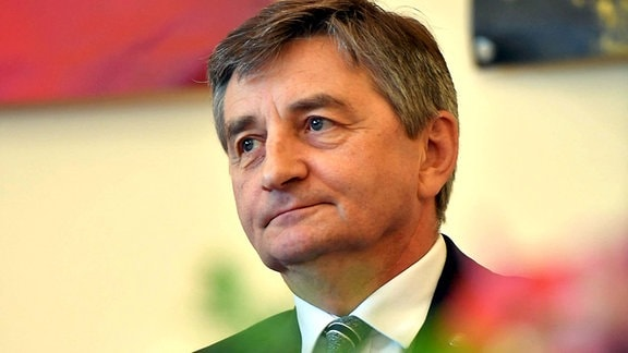 Polnischer Parlamentspräsident Marek Kuchcinski