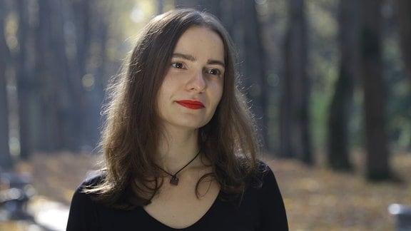 Nasta Reznikav wa aus Belarus