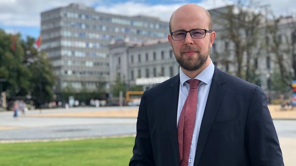Jakob Wöllenstein, KAS-Büroleiter Belarus
