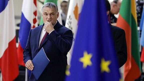 Viktor Mihály Orbán,  Ministerpräsident von Ungarn