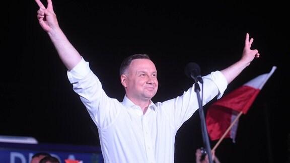 Wahl in Polen, Andrzej Duda