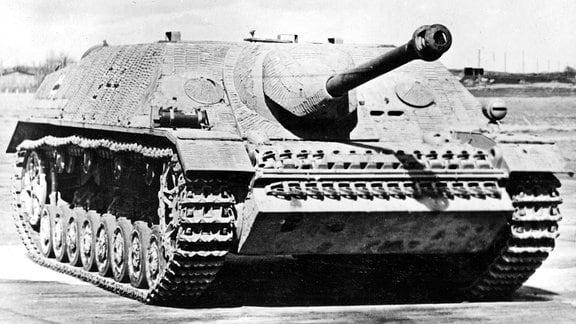 Ein Jagdpanzer IV