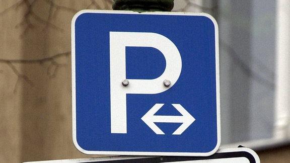 Parkplatz für Anwohner zu bestimmten Zeiten