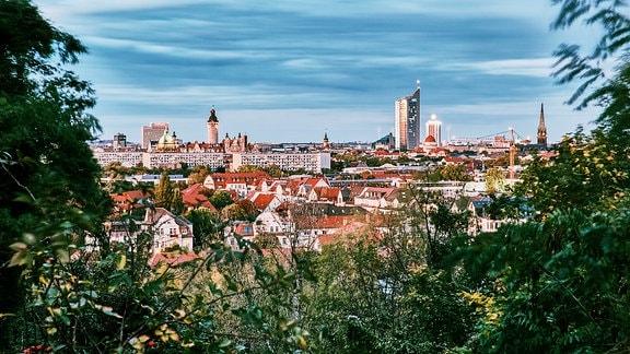 Stadt Leizpig