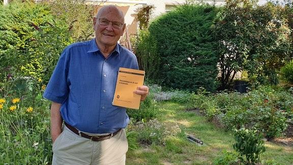 Volker Hofmann, bekannter Kinderchirurg in der DDR
