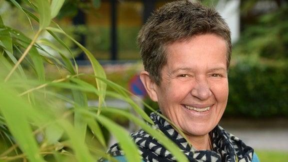 Uta Bauer, Referatsleiterin Mobilität am Deutschen Institut für Urbanistik