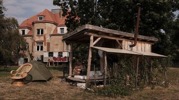 Villa Klug in Dehnitz