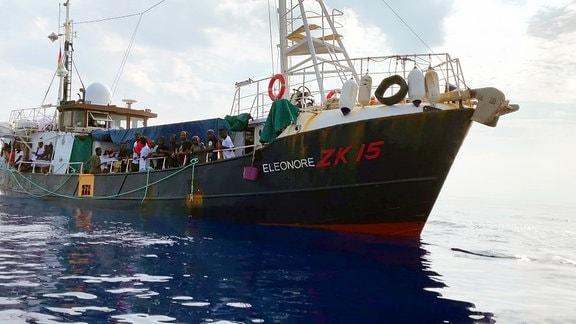 Seenotrettungsschiff Eleonore