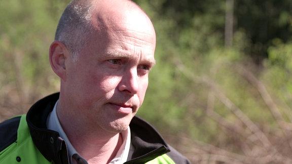 Chris Freise, Erfurter Forstamtsleiter