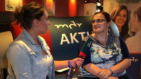 Katharina Groll, Projekteinkäuferin