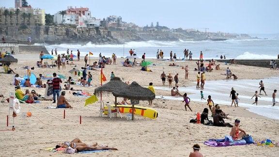 Tamariz Beach Portugal