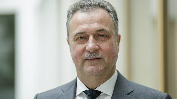 Claus Weselsky, Bundesvorsitzender der Gewerkschaft Deutscher Lokomotivfuehrer, GDL.