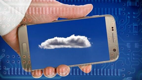 Symbolfoto Cloudspeicher
