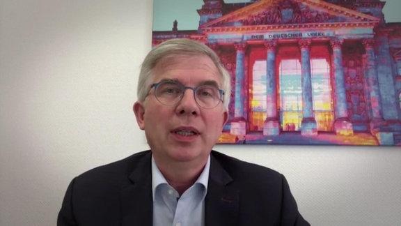 Andrew Ullmann, Professor für Infektiologie und MdB (FDP)