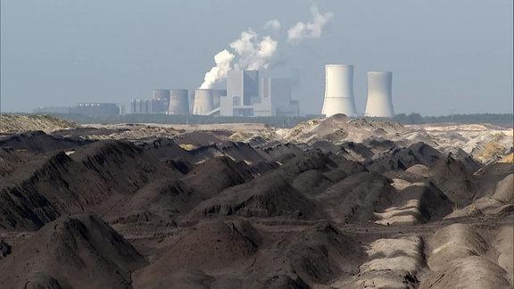 Tagebau und Kraftwerk Boxberg
