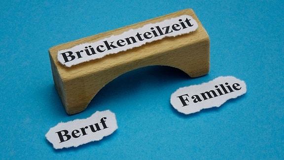 Brückenteilzeit mit Beruf und Familie