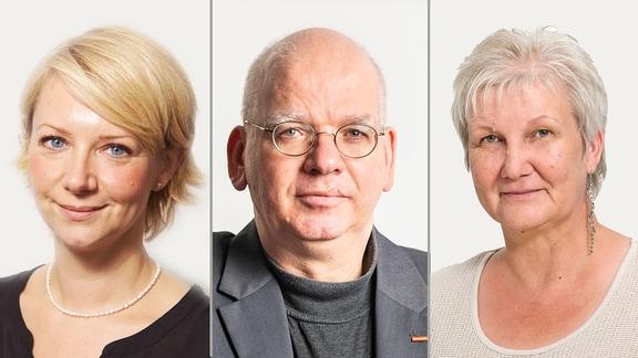 Claudia Neumerkel, Ralf Reichertz, Simone Meisel