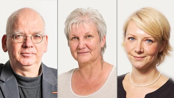 Simone Meisel, Ralf Reichertz, Claudia Neumerkel