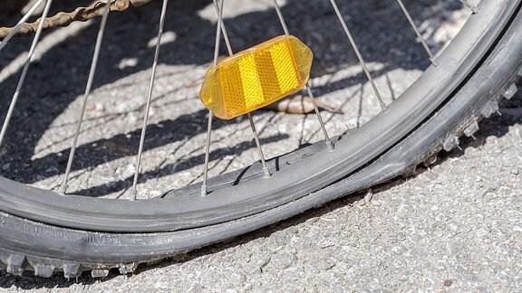 platter Fahrradreifen