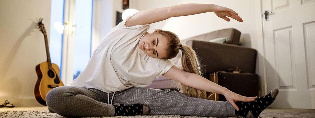 Herz-Kreislauf-Übungen zur Gewichtsreduktion für Kindervideos