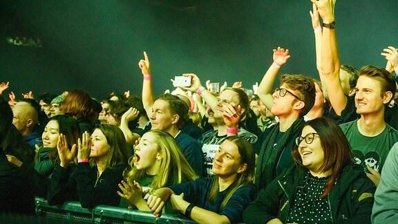 Popkonzert-Publikum