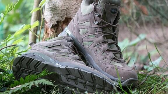 Outdoor und Trekking Stiefel,