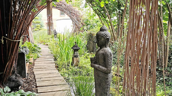 Vickys Gartenparadies - Baligarten